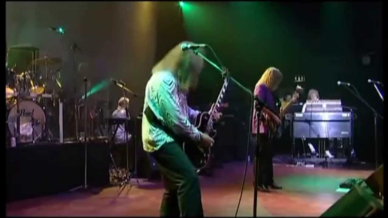 Uriah Heep Ken Hensley July Morning Live Hq Youtube
