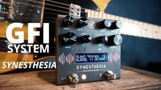 MAS Distro - GFI System: Synesthesia Dual Channel Modulation Pedal