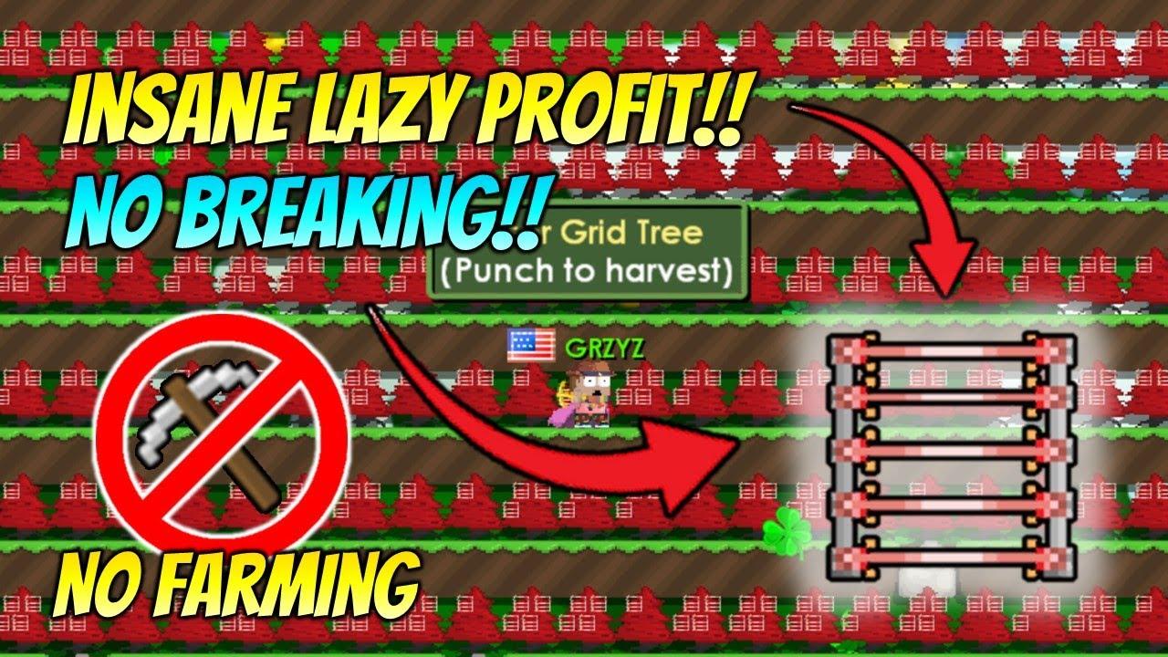 Download BEST LAZY PROFIT METHOD NO FARMING!! [100% WORKING] NO CLICKBAIT - GROWTOPIA PROFIT 2021 | GRZYZ GT
