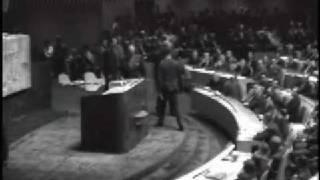 Sir Muhammad Zafrullah Khan (ra) in UN - Short Clips 5/9