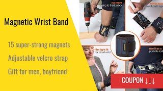 Magnetic Wristband Canadian Tire Alternative - October 2018 discount for Magnetic Wristband