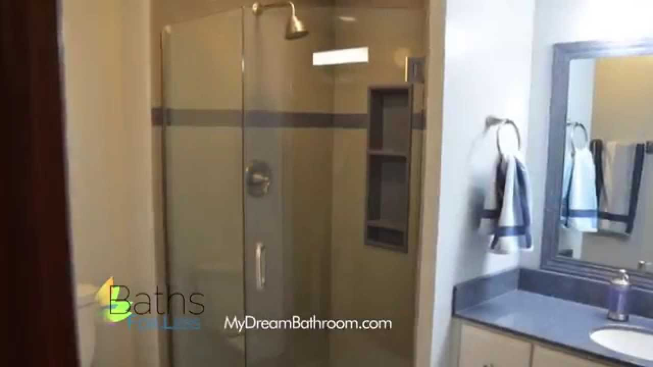 bathroom remodel lincoln nebraska - youtube