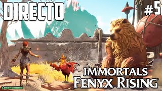Vídeo Immortals Fenyx Rising