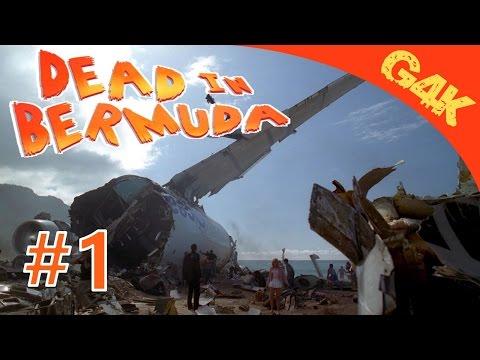 Lost on an Island | Dead in Bermuda | Part 1