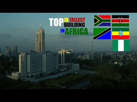 Top 10 Tallest Buildings in Africa 2020 | Visual Image HD