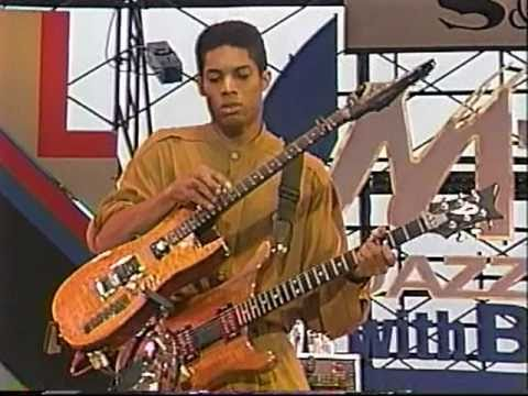 Stanley Jordan Trio Autumn Leaves 1991 Youtube