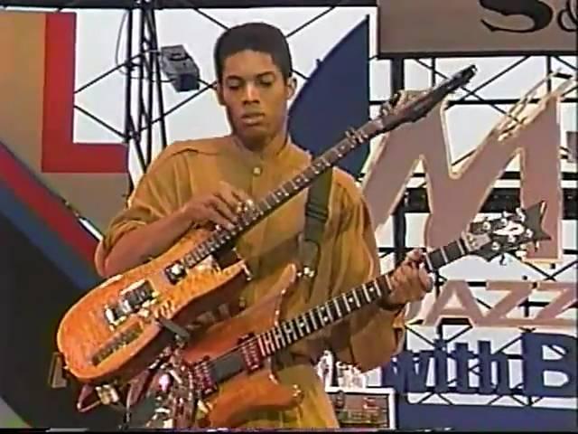 Stanley Jordan Trio | Autumn Leaves (1991)