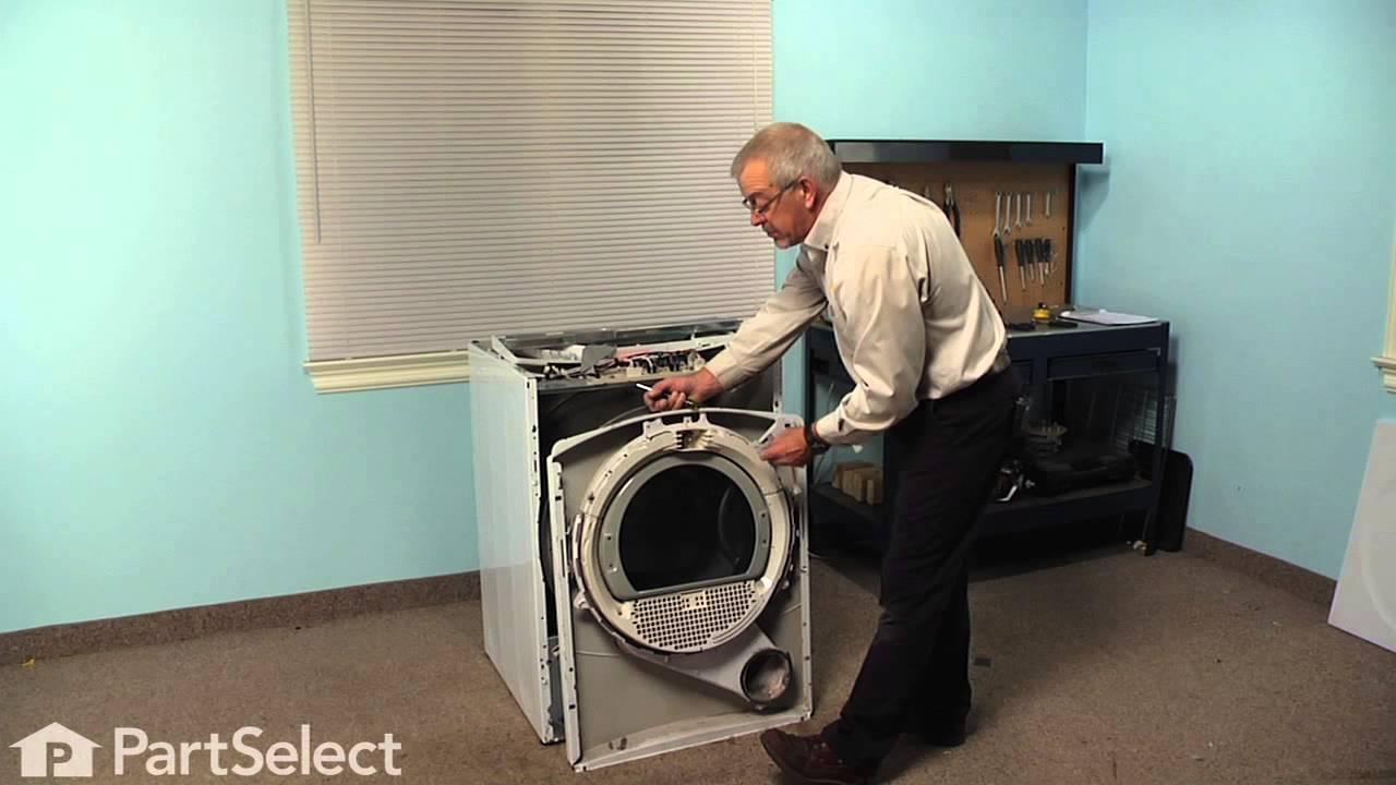 DBXR453EA1WW General Electric Dryer Parts & Repair Help   PartSelect   Ge Dryer Dbxr453ea1ww Wiring Diagram Electric      PartSelect