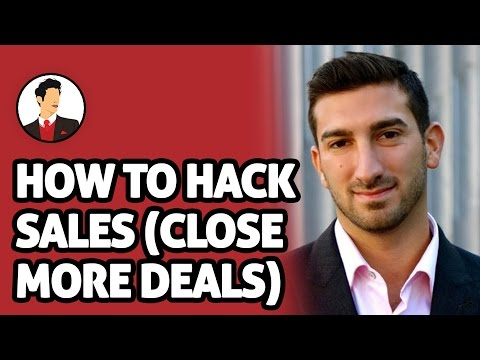 How To Hack Sales (Close More Deals, Easier) With Max Altschuler | Salesman Podcast