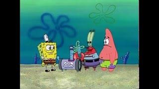 Was haben sie sich gewünscht Mr Krabs?