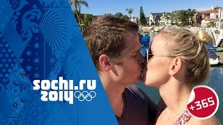 The Hub - #Sochi365 Memories & Valentine's Celebrations | 02/16/2015