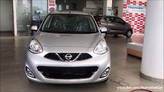 видео Nissan Micra