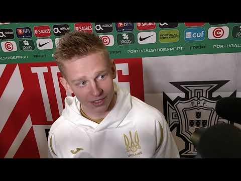 Александр Зинченко для Sport.ua – о матче Португалия – Украина (0:0)