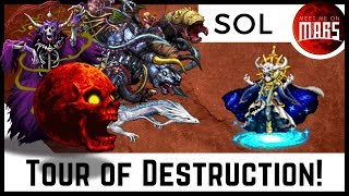 sol tour of destruction the power of chaotic darkness ffbe