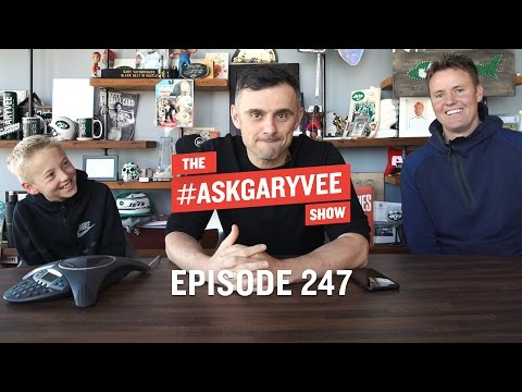 What's Inside? , Youtube Channel Tips & Becoming the Next Ellen | #AskGaryVee Episode 247