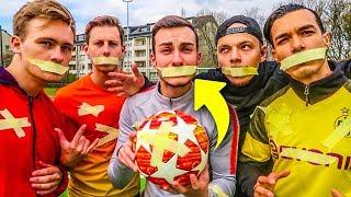 EXTREME ARTIKEL 13 FUßBALL CHALLENGE