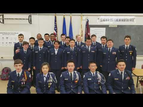 MN-941 AFJROTC JOHNSON SENIOR HIGH SCHOOL