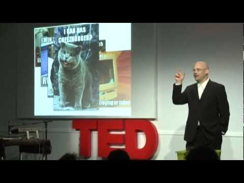 Clay Shirky  How cognitive surplus will change the world