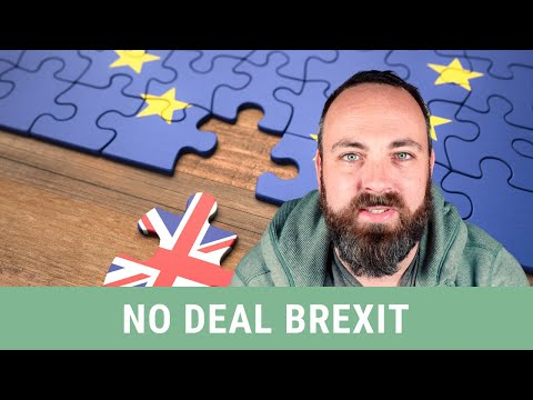 No deal Brexit - what it could mean for your money