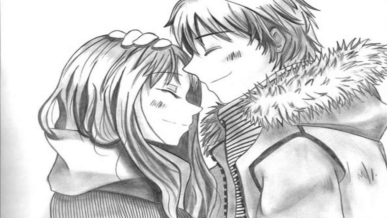 Anime De Amor Y Romance Para Dibujar