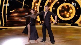 Dancing with the Stars 6: 1ο Live | Μαρία Κορινθίου & Ηλίας Μπούτσης {26/1/2018}