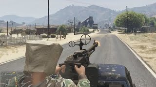 BEST GTA MISSION EVER! - Grand Theft Auto 5 (PC)
