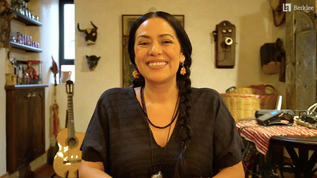 Lila Downs, Berklee Valencia Commencement Address 2020