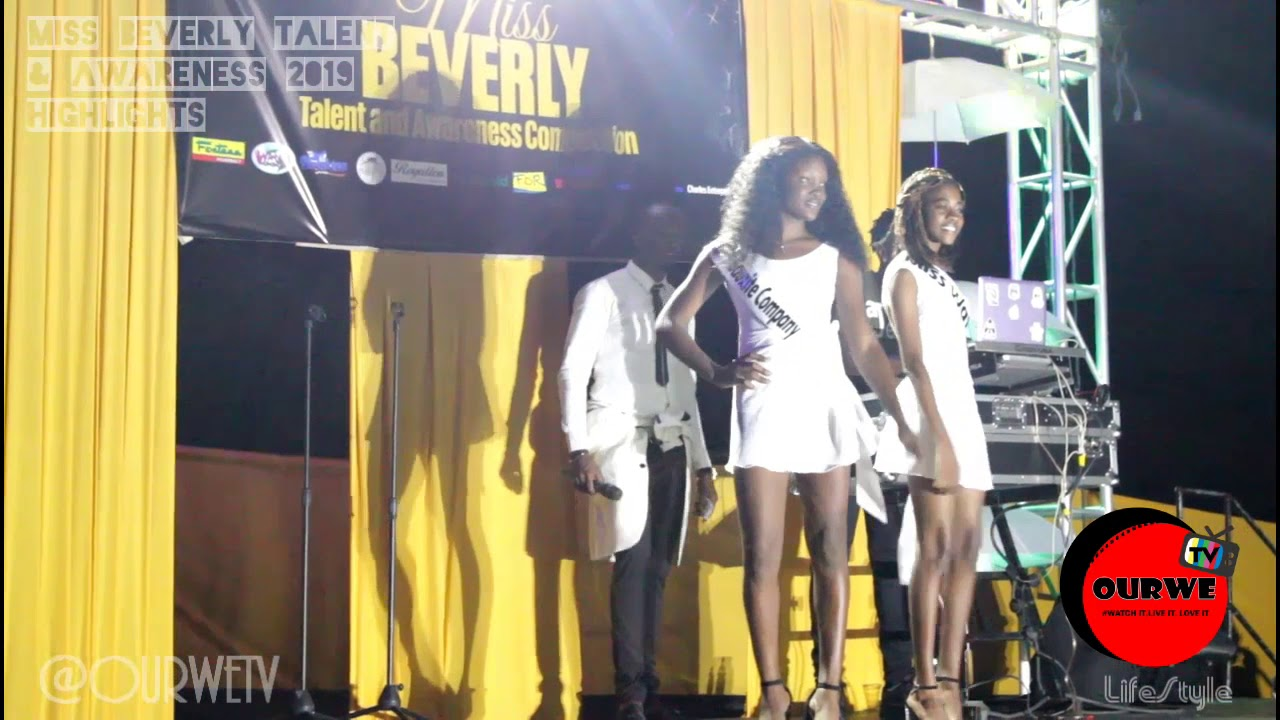 Miss Beverly Talent & Awareness Pageant 2019
