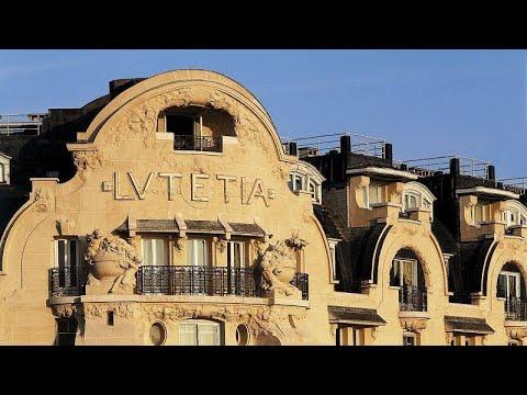 Histórico Hotel Lutetia reabre em Paris