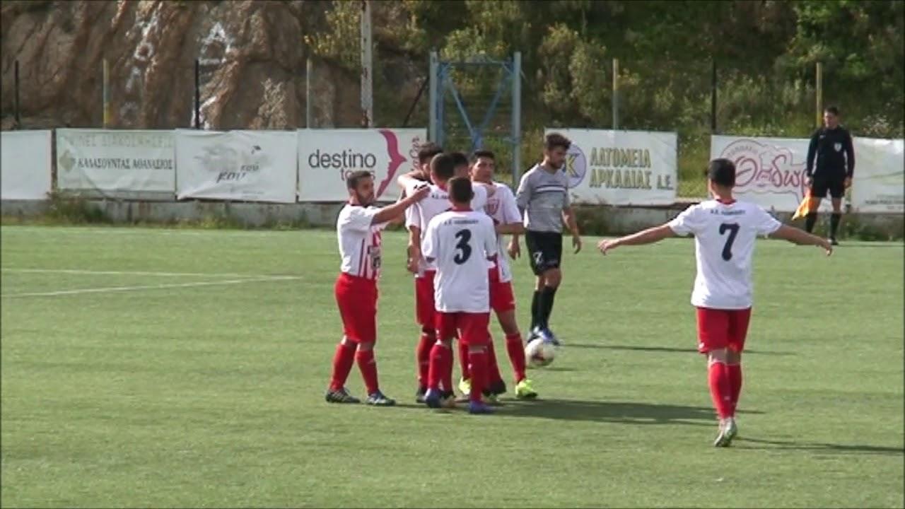 ΑΕΚ Τρίπολης - Λεωνίδιο 1-2
