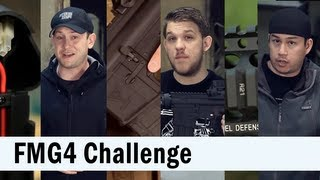 Airsoft Gi - Fmg4a3 Daniel Defense Vs Kwa Km4 Ris Vs Vfc Echo 1 Platinum M4 Ris Comparison