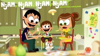 Repeat youtube video Njam Njam Njam Njam (Yum Yum Yum Yum) 2014