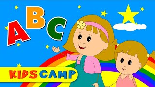 ABC Song for Children | Popular Nursery Rhymes Compilation from Kidscamp
