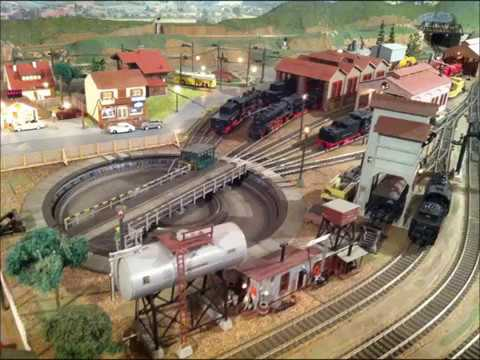 Model Train Layouts – Model Trains for Beginners