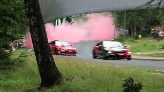 Karpacz 2015 King of Touge Bmw M6 Norbert Kovacik vs Nissan Szilveszter Gyorgy TOP4