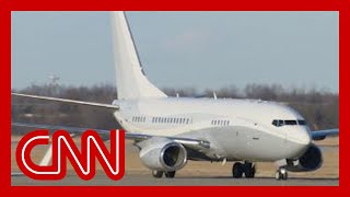 CNN explains why Biden's flight to DC is so unusual