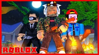 LE PURGE: ROBLOX'S FIRST NO RULES GAME