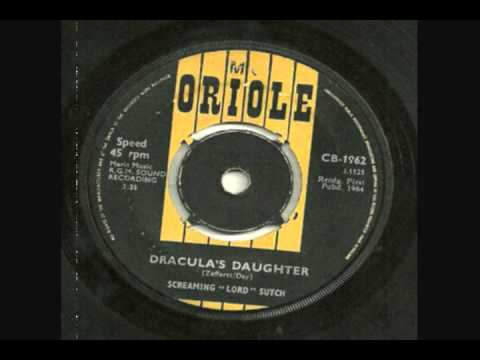 Screaming Lord Sutch - Dracula's Daughter