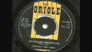 Screaming Lord Sutch - Dracula