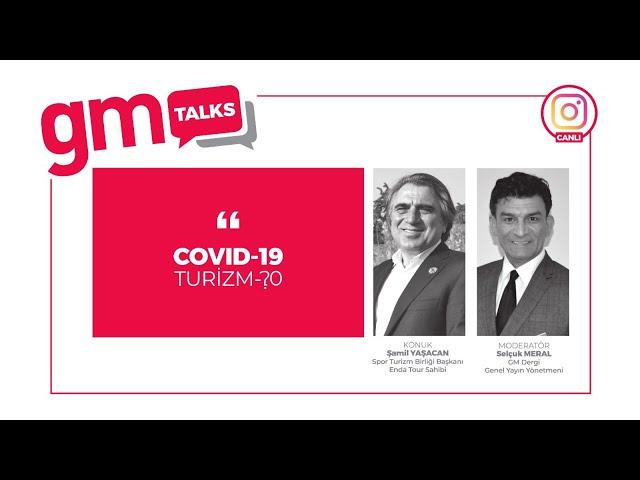 GM Talks - Recep Şamil Yaşacan