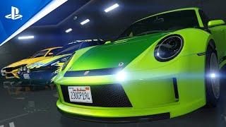 Grand Theft Auto Online - Los Santos Tuners Launch Trailer
