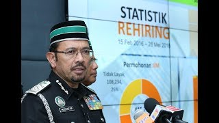 Trouble for Musa, Jamal if they left country via illegal routes: Immigration DG