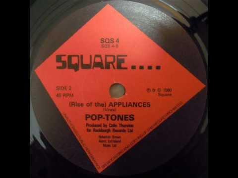 Pop-Tones - 2.(Rise Of The) Appliances