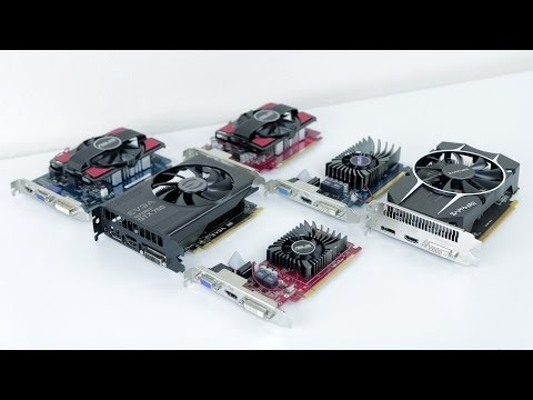 The Best Budget Graphics Card?