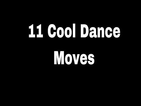 HDTV- 11 kiểu nhẩy quá hay (11 cool dance moves)