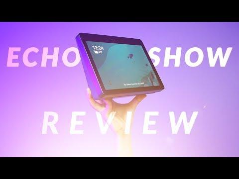 I'M BLOWN AWAY - Amazon Echo Show 2nd Generation Review