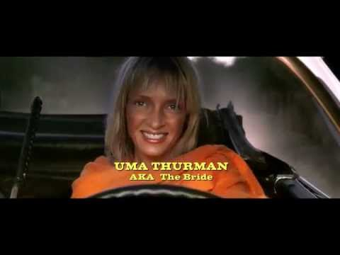 Kill Bill Vol.2 - Ending Credits [HD]