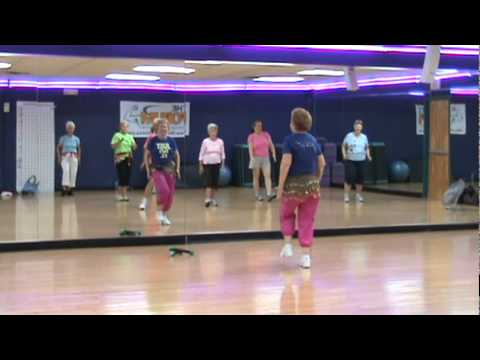 "Zumba Gold song  ""Proud Mary"""