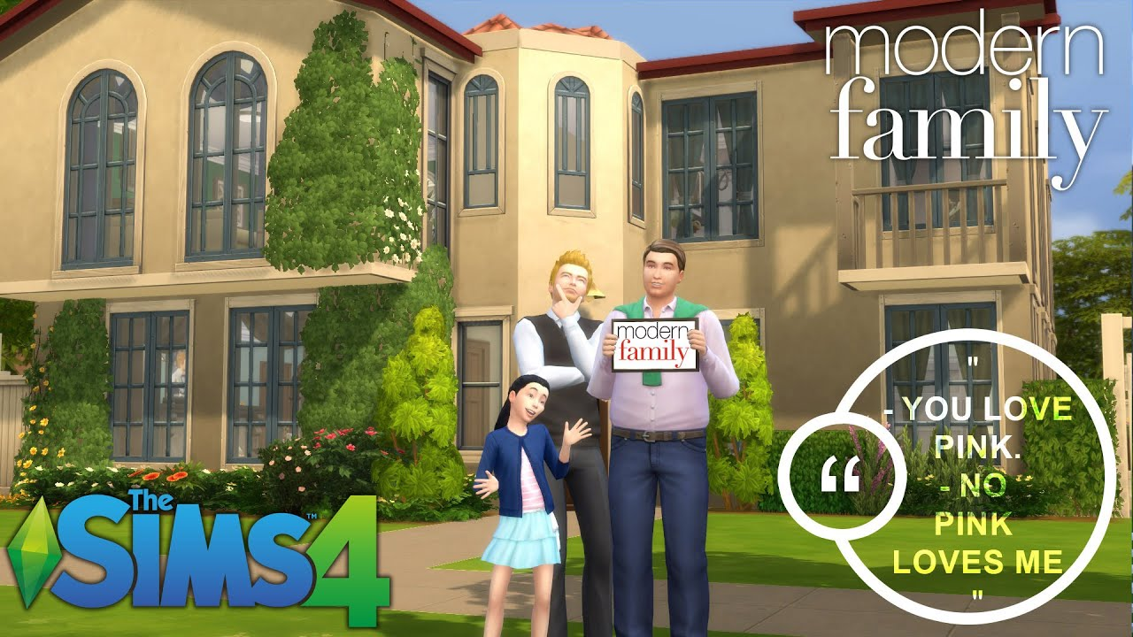 sims 4 how to make a family unplayed