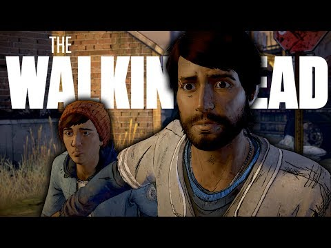 ПОБЕГ ИЗ КУРЯТНИКА ! : The Walking Dead Season 3 A New Frontier #14